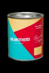 Boite des cafés Owl brothers