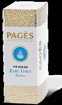 thé noir bio earl grey